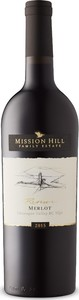 Mission Hill Reserve Merlot 2014, BC VQA Okanagan Valley Bottle
