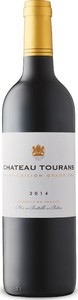 Château Tourans 2014, Ac Saint émilion Grand Cru Bottle