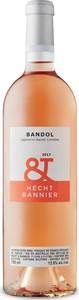 Hecht & Bannier Bandol Rosé 2017, Ac Bottle