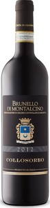 Collosorbo Brunello Di Montalcino 2012, Docg Bottle