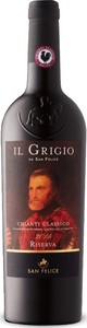 San Felice Il Grigio Chianti Classico Riserva 2014, Docg Bottle