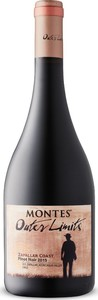 Montes Outer Limits Zapallar Coast Pinot Noir 2015, Do Zapallar, Aconcagua Valley Bottle