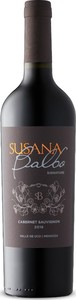 Susana Balbo Signature Cabernet Sauvignon 2016, Uco Valley, Mendoza Bottle