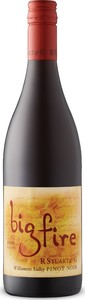 R. Stuart & Co. Big Fire Pinot Noir 2014, Willamette Valley Bottle