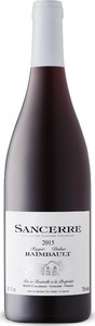 Roger & Didier Raimbault Sancerre Rouge 2015, Ac Bottle