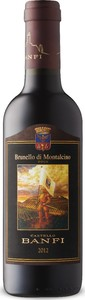 Banfi Brunello Di Montalcino 2012, Docg (375ml) Bottle