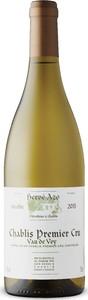Hervé Azo Vau De Vey Chablis 1er Cru 2015 Bottle