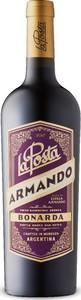 La Posta Armando Bonarda 2016 Bottle