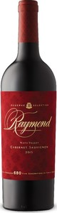 Raymond Reserve Selection Cabernet Sauvignon 2015, 40th Anniversary Edition, Napa Valley Bottle