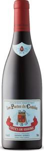 Les Grandes Serres Les Portes Du Castelas 2015, Ap Côtes Du Rhône Bottle