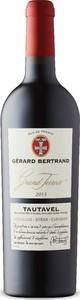 Gérard Bertrand Grand Terroir Tautavel Grenache/Syrah/Carignan 2015, Ap Côtes Du Roussillon Villages Bottle