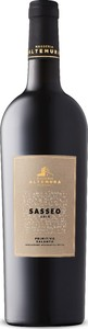 Masseria Altemura Sasseo Primitivo 2015, Igt Salento Bottle