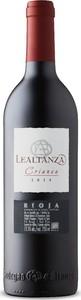 Bodegas Altanza Lealtanza Crianza 2014 Bottle