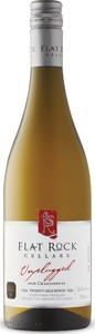 Flat Rock Unplugged Chardonnay 2016, VQA Twenty Mile Bench, Niagara Escarpment Bottle