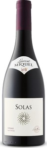 Laurent Miquel Solas Syrah 2016, Igp Pays D'oc Bottle