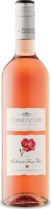 Pondview Cabernet Franc Rosé 2017, VQA Niagara Peninsula Bottle