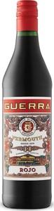 Guerra Red Vermouth Rojo Bottle