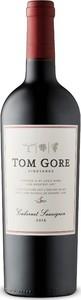 Tom Gore Cabernet Sauvignon 2015, California Bottle
