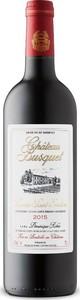 Château Busquet 2015, Ac Lussac Saint émilion Bottle