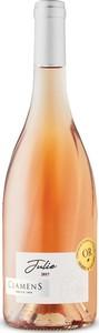 Château Clamens Julie Rosé 2017, Ap Fronton Bottle