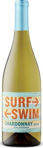 Surf Swim Chardonnay 2016, California Bottle