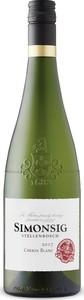 Simonsig Chenin Blanc 2017, Wo Stellenbosch Bottle