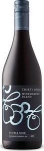 Thirty Bench Winemaker's Blend Double Noir 2016, VQA Niagara Peninsula Bottle