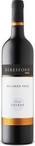 Beresford Classic Shiraz 2015, Mclaren Vale Bottle