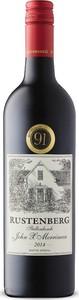 Rustenberg John X Merriman 2014, Wo Simonsberg Stellenbosch Bottle