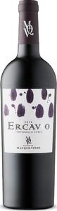 Más Que Vinos Ercavio Tempranillo Roble 2014, Tierra De Castilla Bottle