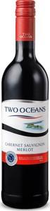 Two Oceans Cabernet Sauvignon Merlot 2017, Western Cape Bottle