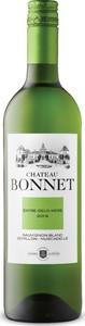 Andre Lurton Chateau Bonnet White 2016, Entre Deux Mers Bottle