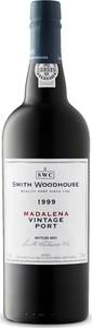 Smith Woodhouse Madalena Vintage Port 1999, Btld. 2001, Doc Bottle