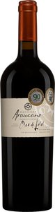 Araucano Clos De Lolol Single Vineyard Red 2014, Do Lolol Valley Bottle