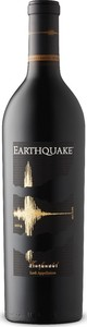Earthquake Zinfandel 2014, Lodi Bottle