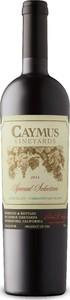 Caymus Special Selection Cabernet Sauvignon 2014, Napa Valley Bottle