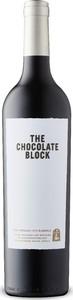The Chocolate Block 2016, Wo Swartland Bottle