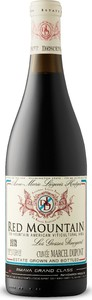 Anne Marie Liegeois Hedges Cuvée Marcel Dupont Les Gosses Vineyard Syrah 2013, Red Mountain, Columbia Valley Bottle