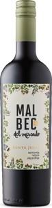 Santa Julia Malbec Del Mercado 2016 Bottle