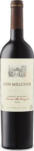 Concha Y Toro Don Melchor Cabernet Sauvignon 2015 Bottle