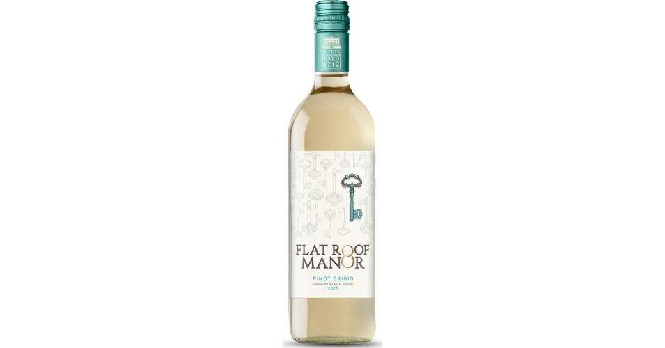 Flat Roof Manor Pinot Grigio 2018 Expert Wine Ratings