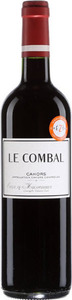 Le Combal 2015, Cahors Bottle