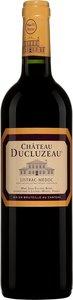 Château Ducluzeau Listrac Médoc 2014 Bottle