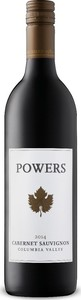 Powers Cabernet Sauvignon 2015, Columbia Valley Bottle