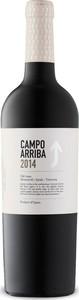 Campo Arriba Old Vines Monastrell/Syrah/Tintorera 2014, Do Yecla Bottle