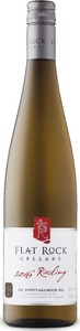 Flat Rock Riesling 2016, VQA Twenty Mile Bench, Niagara Escarpment Bottle