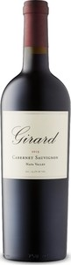 Girard Cabernet Sauvignon 2015, Napa Valley Bottle