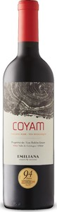 Emiliana Coyam 2014, Los Robles Estate, Do Colchagua Valley Bottle