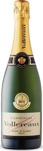 Vollereaux Blanc De Blancs Brut Champagne, Ac Bottle