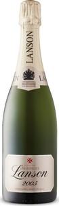 Lanson Gold Label Vintage Brut Champagne 2005 Bottle